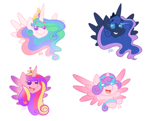 Mlp Stickers 2 by erkythehero23
