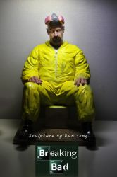 Breaking bad Walter white 1/4 Figure by 4eunicekey