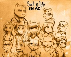 Such is life by ArceDeer