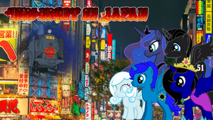 Midnight in Japan by iamnater1225