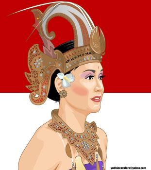 Beauty From Indonesia by yudhiecavalera