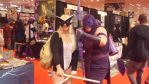 NYCC 2013- Mockingbird and Hawkeye