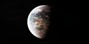 Kepler-186f by Alpha-Element