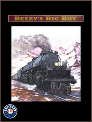 Great Railway Adventures - Beezy's Big Boy by mabmb1987