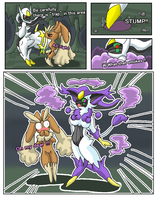 Arceus into Delcatty