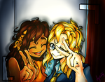 Contest  Photo Booth By Elycesity by Isi-Daddy