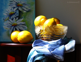Etude with lemons 1 by AnnaZLove