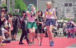Sailor soldiers - Red Carpet Parade Japan by Rinaca-Cosplay