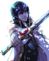 Chrom by PandoraRequiem