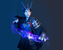 Toohless Cosplay by Andivicosplay