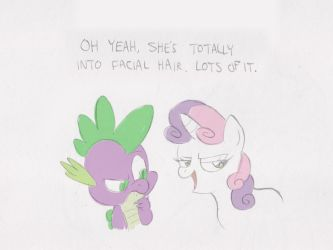 Sweetie Troll by WillDrawForFood1