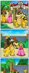 Bowser's ambition by Princesa-Daisy