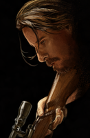 Christian Bale - Out of The Furnace - a study by staxandy