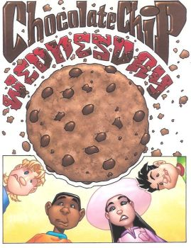 chocolate chip wednesdayCOLOR by waydre