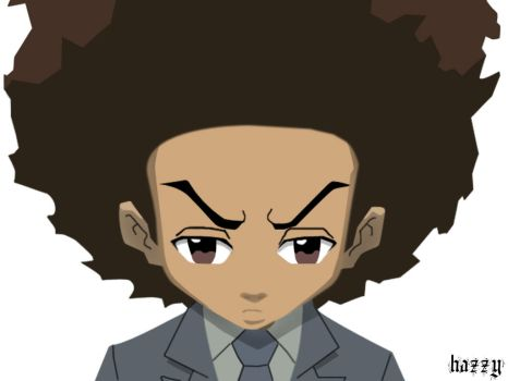 Huey Freeman by hazzy87
