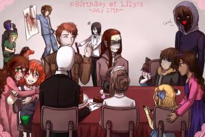 Gift - Lily's Party! by CamyWilliams9