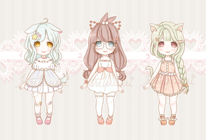 [CLOSED] Little Auction for Little Adoptables! #5 by intheyuukei