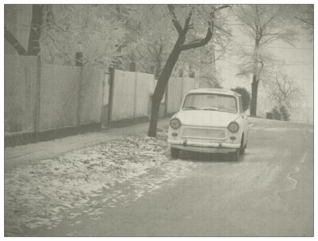 Trabant by miki