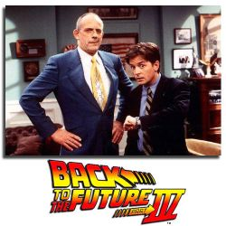 Back To The Future 4 - BTTF by iFab