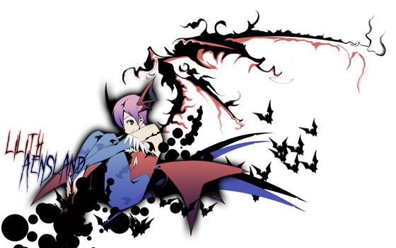 Lilith Wallpaper by charlietecno