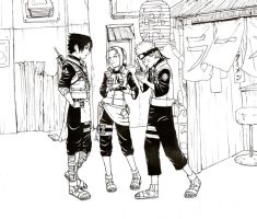 Team 7 - lunch break by Tobitkiwi