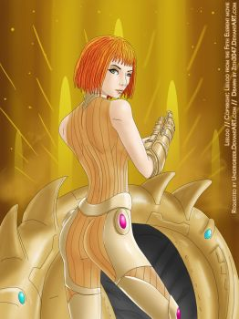 Request - Leeloo by zeth3047