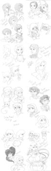 SMOCT3- Draw ALL the faces 2 by BishiLover16