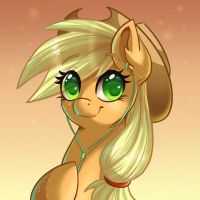 Applejack Profile picture by Wooxx