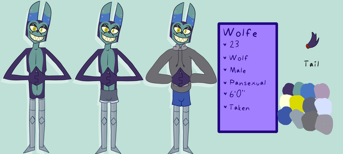 Wolfe Ref 2018 [CURRENT] by samipiplup