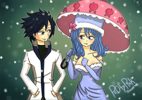 Gray X Juvia by PoOfyPink