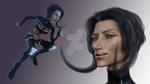 Aeon Flux Test by Buckland-Fly84