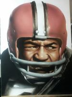 Jim Brown (Just about complete) by Retrodan16