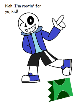 Sans-sational by Epic-Hound