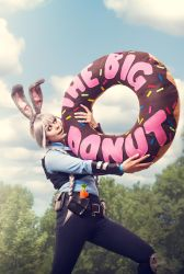 The Big Donut by Reign-Cosplay