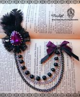 Aristocrat Brooch by BaziKotek