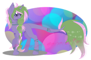 {requests} Cosmic Claw 1/3 by TheFlowersDreams