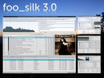 foo_silk 3.0 by MatthijsB