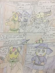 PMD: And All the Ways of Life PRLG Pg10 by RelativeEquinox