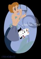 One Hundred and One Dalmatians version of fish by miss-lollyx-33