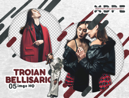 Png Pack 3518- Troian Bellisario by southsidepngs