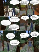 Minecraft comic page 3 by TFUflameman17