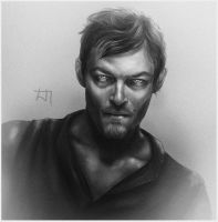 Daryl Dixon by CocaineJia