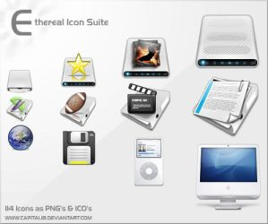 Ethereal Icons IP by Capital18