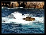 This Is The Sea - Menorca 2 by skarzynscy