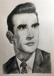 Sean Connery by Miltage