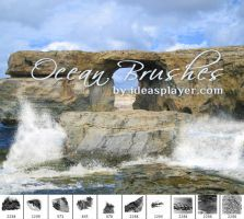 Ocean Photoshop Brushes by PetyaPlamenova