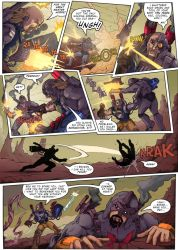 PoP/MotU - The Coming of the Towers - page 3 by M3Gr1ml0ck