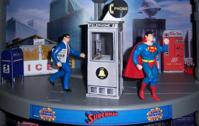 This Looks Like A Job For Superman by MisterBill82