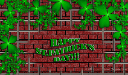 Happy St.Patricks Day.... by LaxmiJayaraj