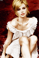 Charlize Theron Colorization by TheMorr